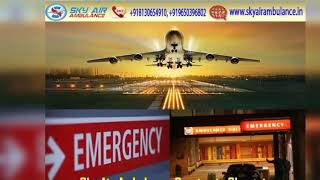 Select Air Ambulance in Chennai with A to Z Medical Aid