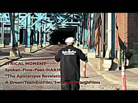 LYRICAL MOMENT Official Music Video By Neo-Soul-Spoken-Flow-Poet HAKIM