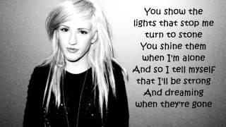 Ellie Goulding   Lights Lyrics