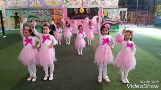 استعراض شاطر شاطر قاعة السيدة حفصة مدرسة الجيل المسلم
