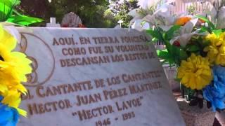 Tumba de Hector Lavoe