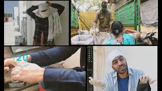Short film on Safety of Sanitation workers during COVID-19 pandemic
