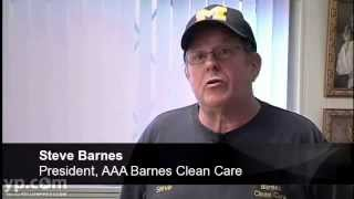 preview picture of video 'Ann Arbor Carpet Cleaning - AAA Barnes Clean Care - (734) 973-1499'