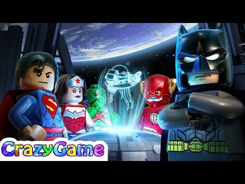 Lego Batman 3 Beyond Gotham Complete Game - Best Game For Children