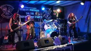 Video FURIE - ,,Stalker´´ -  Moto Feisty Pistons Všestudy 7.8. 2021