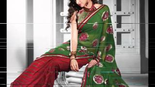 preview picture of video 'Online Designer Saree Shopping, Online Party Wear Sarees Shopping from Surat. www.bahubali.co'