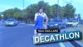 100 meters, long jump, shot put, high jump, pole vault... Rémi is ready for the olympics.  http://www.facebook.com/gaillardremi http://twitter.com/nqtv