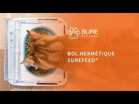SureFeed Bol Hermétique