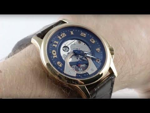 Chopard L.U.C Tech Twist 161888-50066 Luxury Watch Review