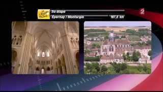 preview picture of video 'Tour de France à Provins en 2010'