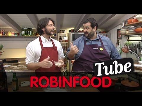 ROBINFOOD / Roscón de reyes + Chocolate caliente