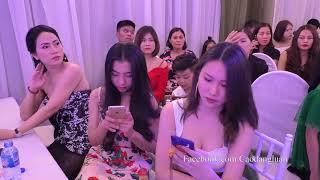 Để Cho Anh Khóc Remix | Thiên Nhân Đức hát live tại sự kiện Swan spa