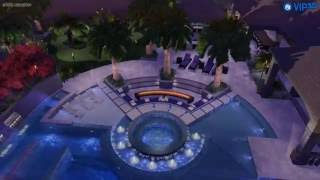 Ultimate Residential Resort - Luxury Pool Design By Jeromey Naugle Of Premier Paradise Inc
