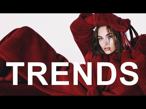 Color Trends Fall/Winter 2018-2019