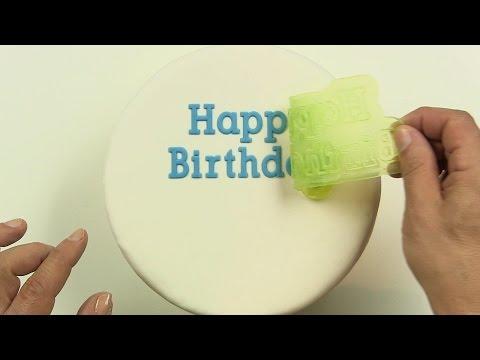 mp4 Cake Decoration Happy Birthday, download Cake Decoration Happy Birthday video klip Cake Decoration Happy Birthday