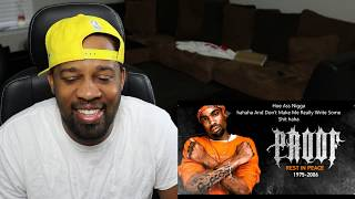 RIP Proof!! Eminem Wicked Ways, Proof - Ja In A Bra, & 50 Cent Eminem - Patiently Waiting | Reaction