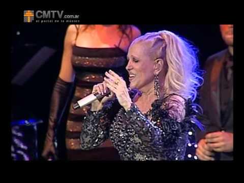 Valeria Lynch video Homenaje a Estela Raval - Teatro Gran Rex - Diciembre 2012