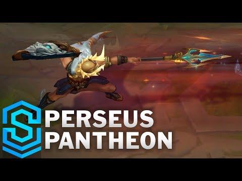 Pantheon Perseus