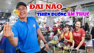 DA NANG VIETNAM TRAVEL ▶ Discover cheap street food in BAC MY AN MARKET