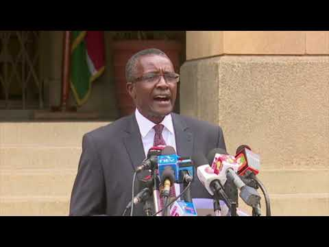 Maraga blames Uhuru for delaying to appoint 41 Judges