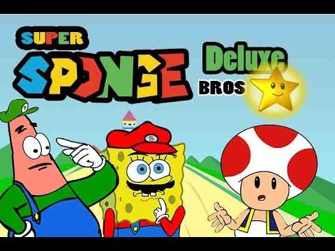 Super Sponge Bros Deluxe