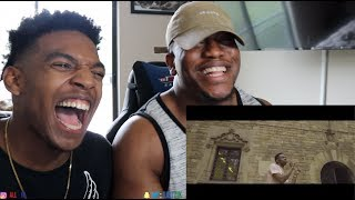 Not3s   Aladdin [Music Video] | GRM Daily  REACTION