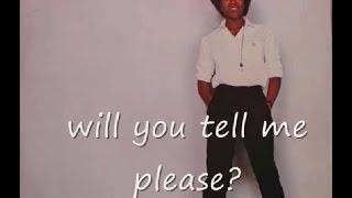 Joan Armatrading -  When I get it right (lyrics on clip)