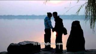 Video : China : Sunset at the Summer Palace 颐和园, BeiJing - video