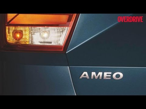 OD News: Volkswagen Ameo to be unveiled on February 2 2016