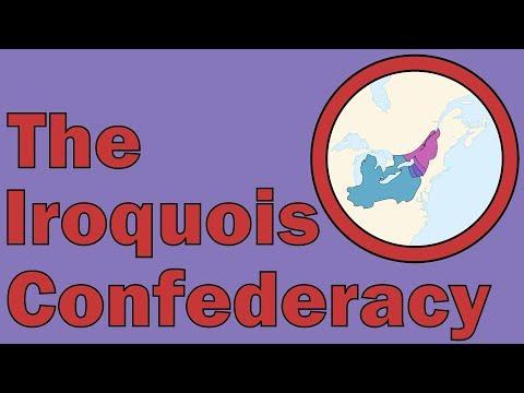 The Iroquois Confederacy - Historia Civilis