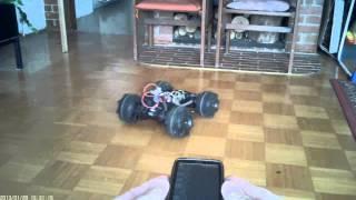 android + SL4A + python + arduino = Bluetooth Car