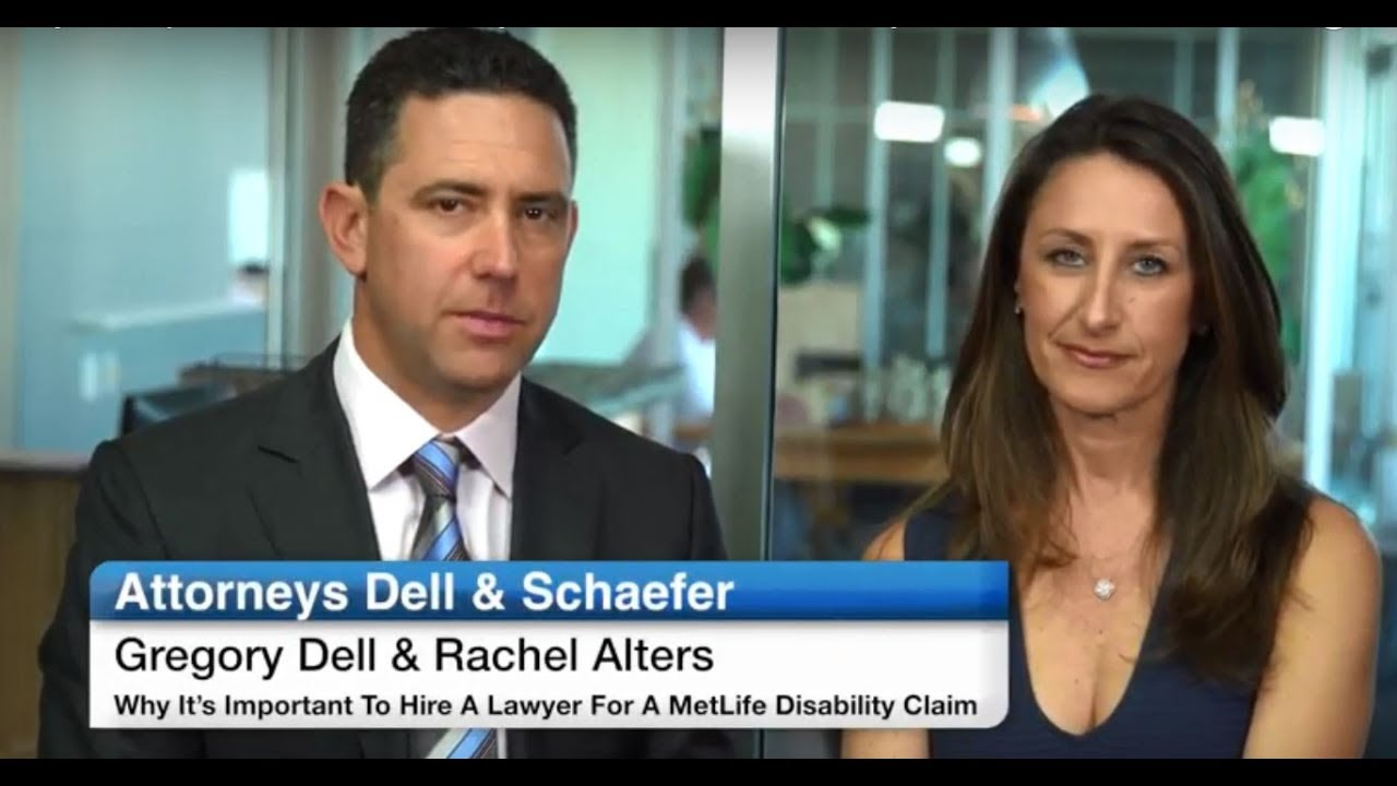 Attorneys for MetLife Disability Claims