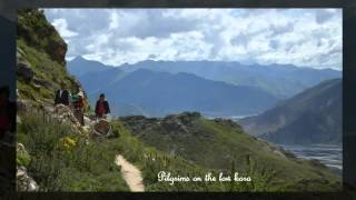 preview picture of video 'Ganden Monastery, Tibet  甘丹寺'