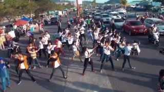 preview picture of video 'Flash Mob Jokowi-JK Padang, Sumatera Barat'