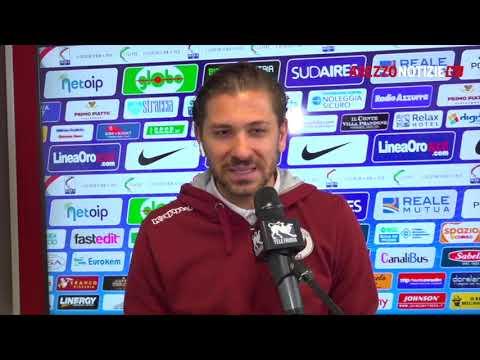 Samb-Arezzo 1-0, intervista ad Alessio Cerci