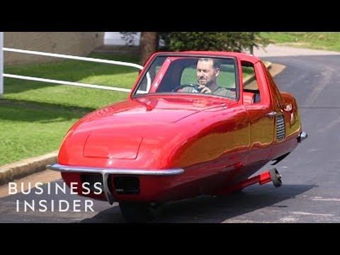 The Revolutionary Self Balancing Two Wheeled Car