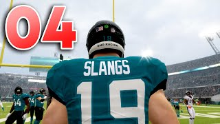 Madden 22 Face of the Franchise - Part 4 - PLAYING IN A HURRICANE