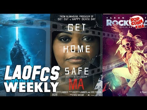 LAOFCS Weekly: Godzilla head to head with Rocketman and Ma!