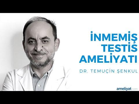 İnmemiş Testis Ameliyatı (Prof. Dr. Temuçin Şenkul)