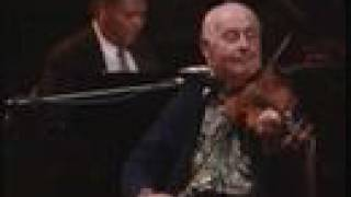 "Stephane Grappelli Plays ""How High The Moon"""