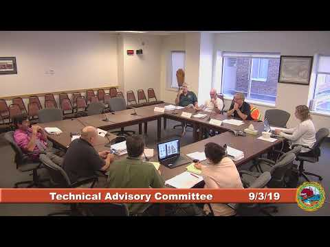 Technical Advisory Committee 9.3.2019