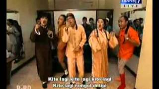 Video Opera Van Java OVJ - Kite Lagi - Lirik - MP3