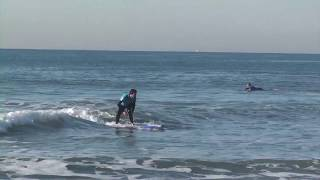 Aprender a Surfar e Encontrar Emprego