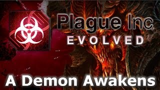 Plague Inc. Custom Scenarios - A Demon Awakens