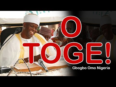 OTOGE COMPLETE VIDEO -  2019 Sheikh Muyideen Salman Cheif Imam Offa Latest Lecture