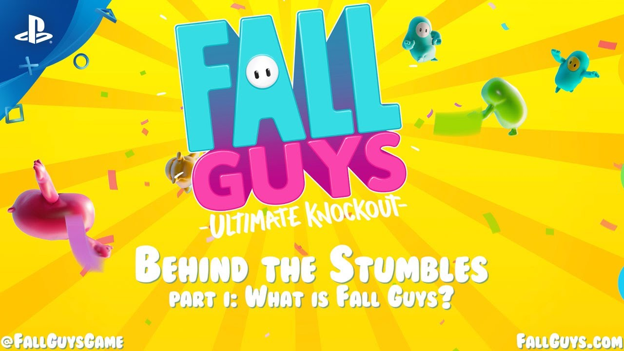 Stumble Toward Greatness with Fall Guys