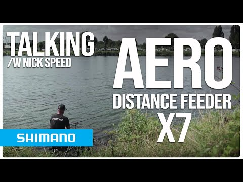 Удилище фидерное Shimano Aero X7 Distance Power Feeder 13 фото №1