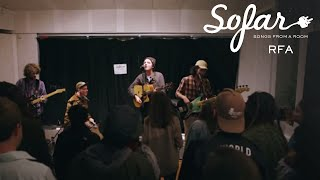 RFA - I'm Only Sleeping (The Beatles Cover) | Sofar Baltimore