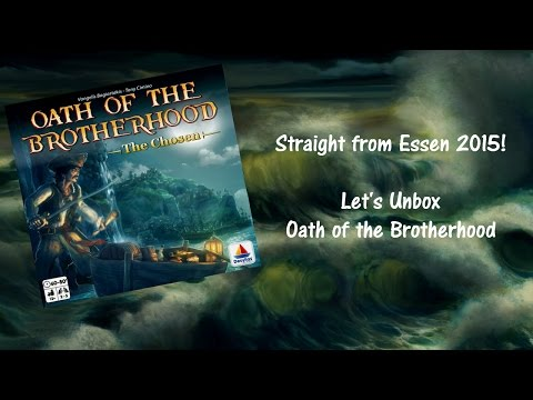 Let's Unbox Oath of the Brotherhood