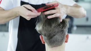 How To Cut Mens Undercut Haircut Tutorial